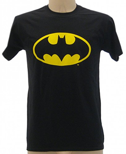 T-shirt Batman - Maglietta Originale Batman, S (adulti)