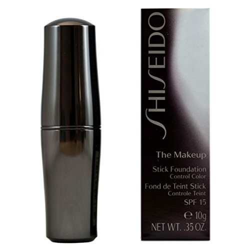 Shiseido femme/woman, Stick Foundation Control Color SPF 15, 1er Pack (1 x 10 ml)