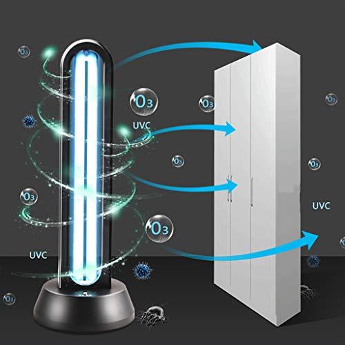 Lámpara de esterilización UV Lámpara germicida ultravioleta integrada con ozono...
