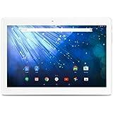 "Trekstor 96561 Tablette tactile 10,1"" (32 Go, 2 Go de RAM, Android 6.0, Bluetooth; Micro-USB, Blanc)"