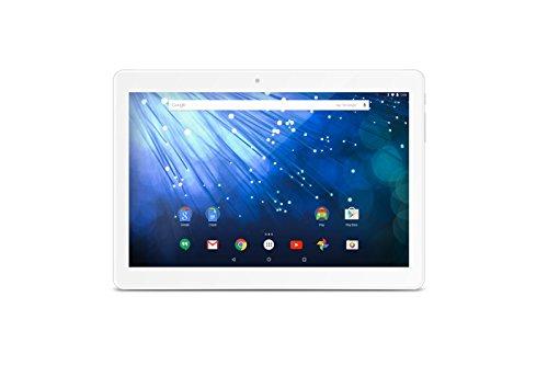 TREKSTOR SURFTAB BREEZE 10.1 QUAD 3G, 25,65 cm (10,1 Zoll) Tablet-PC (MT6580, 16GB Speicher, 2GB RAM, Android 6.0.1) weiß