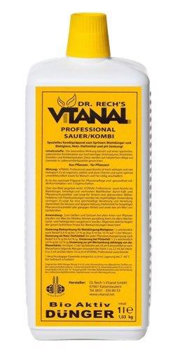 Vitanal Sorgt für kräftiges, reichverzweigtes, kompaktes und gesundes Wachstum