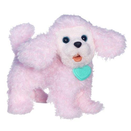 FurReal Friends - A5827 - En Avant Mon Petit Chien - Pretty Poodle - Peluche Interactive (Import UK)