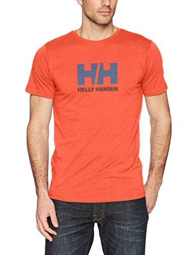 Helly Hansen HH Logo T-Shirt–Los Hombres De, hombre, color Vintage Ind, tamaño X-Large