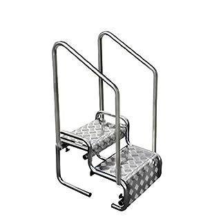 Avonstar Classics Range 2 Tier Mini Step (Double D Rail)