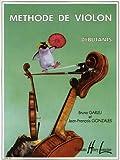Méthode de violon Volume 1 - Lemoine - 01/12/1994