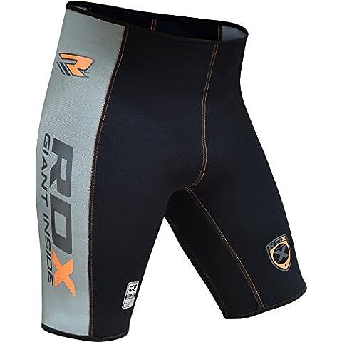 RDX Neopreno Compresión Pantalones Cortos Termicos Calzoncillos Boxer Base Layer Short