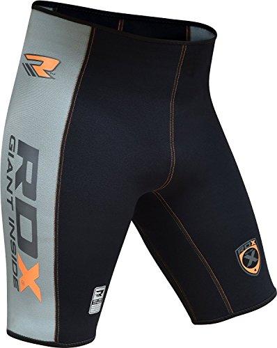 RDX Neopreno Compresión Pantalones Cortos Termicos Calzoncillos Boxer Capa Base Corto