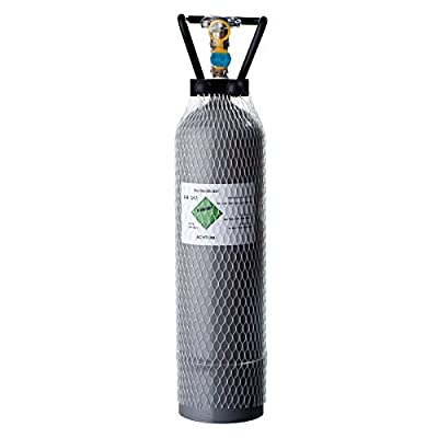 CO2 réutilisable storage-bottle 2000 g