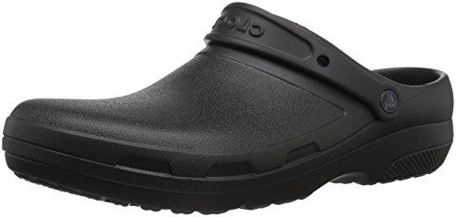 Crocs Specialist II Clog U, Zoccoli Unisex-Adulto, Nero (Black), 43/44 EU