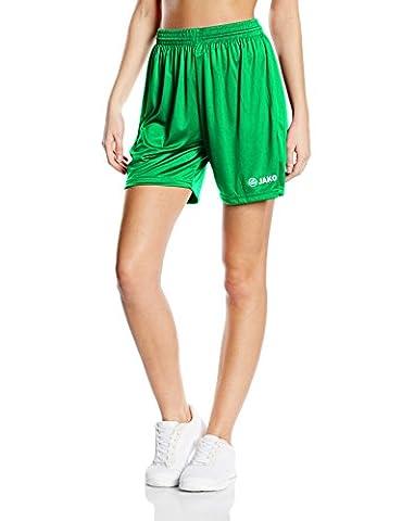 Jako Unisex Shorts Manchester, SportgrN,8, 4412