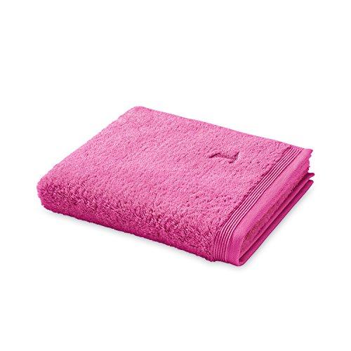 möve Superwuschel Handtuch 50 x 100 cm aus 100{5a8c8db3d5eb170700b7d4b8f02d07c3eb66cf4186fea44dd61cef5b6cf155e5} Baumwolle, pink