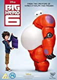 Big Hero 6 3D Limited Edition Steelbook / Includes 2D Version / Import / Region Free Blu Ray