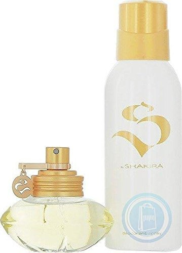 S by Shakira edt 50ml + Deo 150ml