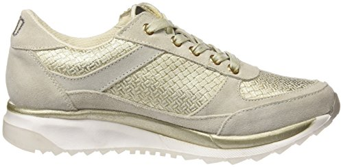 BASS3D - 041322, Scarpe sportive Donna Oro