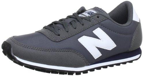 New Balance U410 282371-60 Unisex-Erwachsene Sneaker Grau (MNGG GREY/NAVY/WHITE 12)