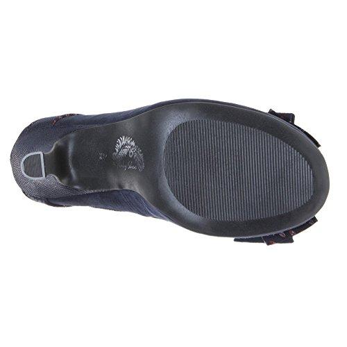 Senhoras Azul Shoo Sapatos Hera Rubi 8nqxd6O8