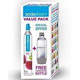 SodaStream ReservePack- mit PET Flasche