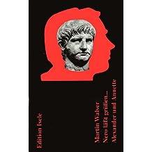 Nero lässt grüssen oder Selbstporträt des Künstlers als Kaiser /Alexander und Annette