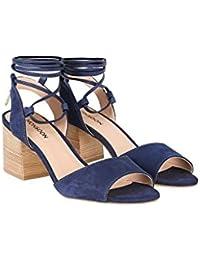 Monsoon Chaussures à talon bloc bas à lacets Taylor - Femme