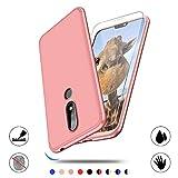 Case for Nokia X6/ Nokia 6.1 Plus, AChris 3 in 1 Case Cover