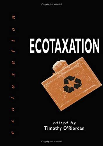 Ecotaxation