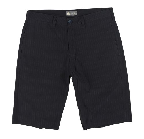 Element, Pantaloni corti Uomo Arvin, Nero (off black), 28
