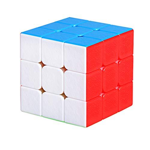 JIAAE 3X3 Cubo De Rubik Posicionamiento Magnético