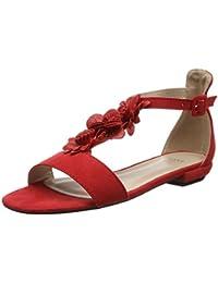 42ec23dedc9af Evans Women s Nieve Sling Back Sandals