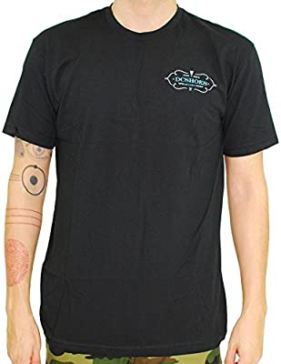 DC Shoes Men's Fancy SS T Shirt