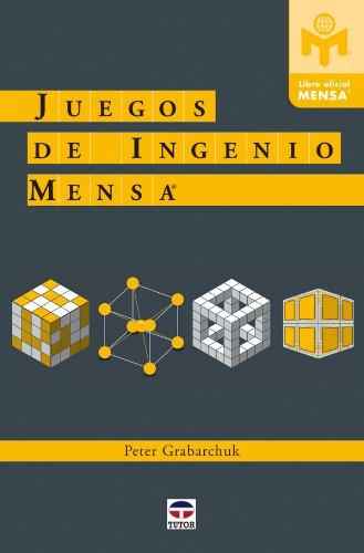 Juegos de Ingenio Mensa por Peter Grabarchuk