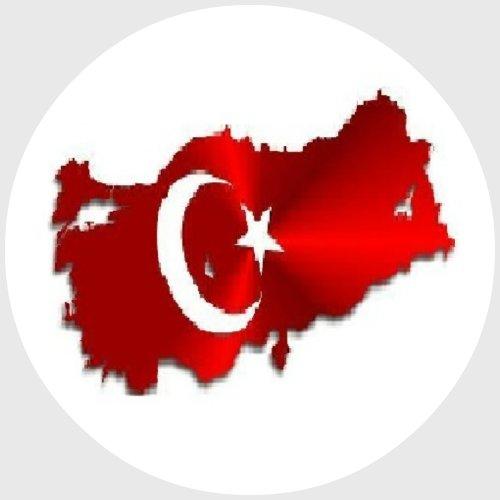 Tortenaufleger Tortenfoto Aufleger Foto Bild Fußball Türkei wm12 rund ca. 20 cm *NEU*OVP*