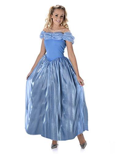 Generique - Mitternacht Prinzessinnen Kostüm für Damen M