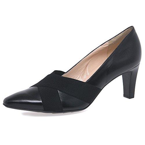 Peter Kaiser Malana, Chaussures à talons - Avant du pieds couvert femme Noir