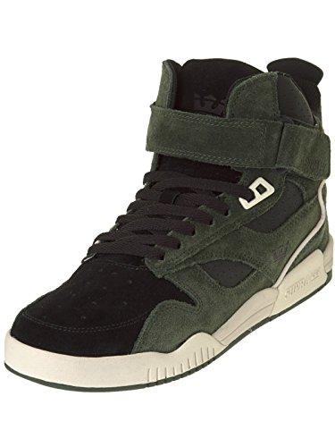 Supra Bleeker Shoes - Rosin / Black / White -UK 10