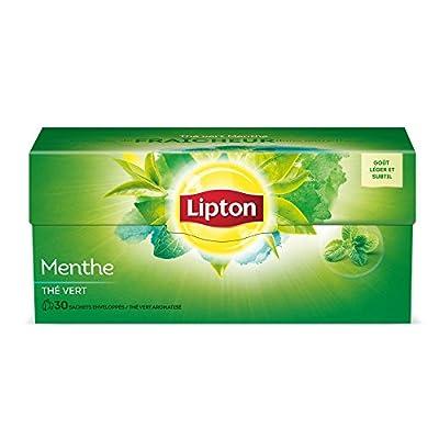Lipton Thé Vert Menthe x30