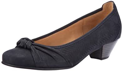Gabor Shoes 4544116, Damen Pumps, Blau (nightblue (gel.)), EU 35.5 (UK 3)