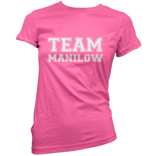 Team Manilow - Womens T-Shirt - 7 Colours
