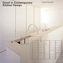 Detail in Contemporary Kitchen Design by Virginia McLeod (2008-10-22)