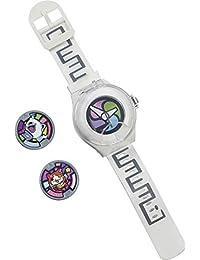 Reloj Yo-Kai Watch | Contiene a los personajes YOKAI Visper y Dzibanyan | Reloj para niños y niñas