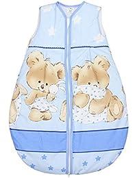 TupTam Babyschlafsack Wattiert Ohne Ärmel ANK002