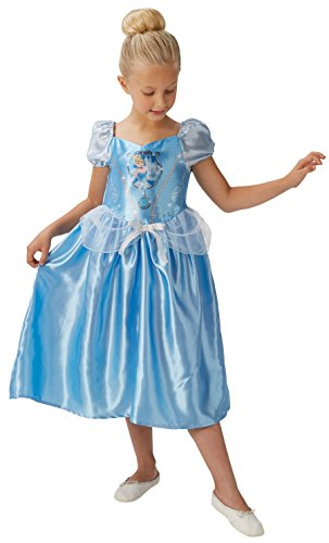Fairtytale Cinderella - Disney Princess - Kinder Kostüm - Klein - 104cm - Alter (Kostüme Cinderella Kind Disneys)