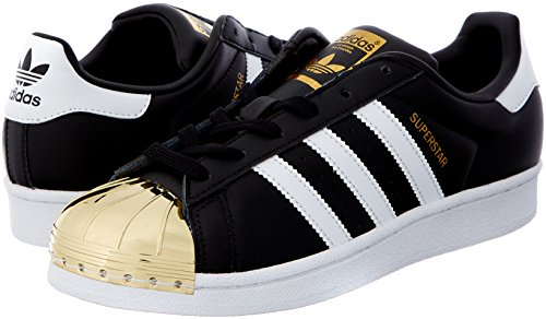 Superstar Metal Toe W, Größe Adidas Damen:38 -
