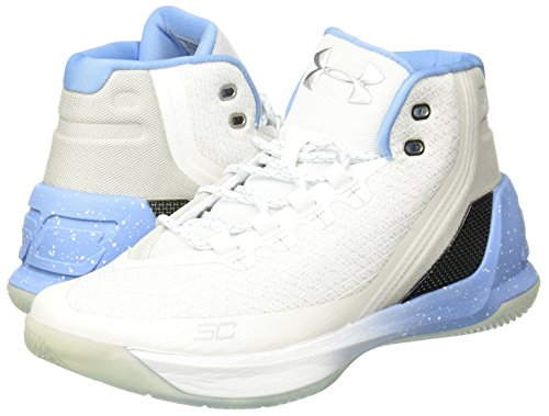 weiß Basketballschuh 3 Herren blau Curry Under Armour xBq1X6Xf