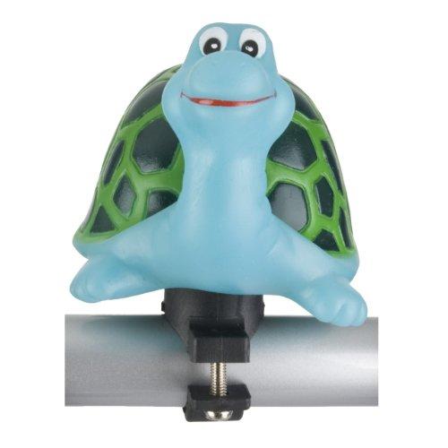 Monz Top Hupe Kinder-Tierfigurhupe, Farbe:Schildkröte