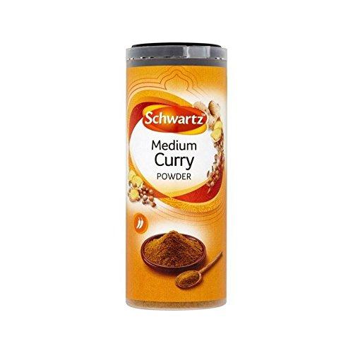 Schwartz Curry Moyen Tambour 90G - Paquet de 6