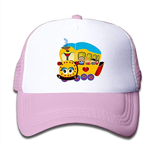 ddler Cotton Adjustable Mesh Baseball Hats ()