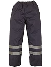 Yoko Hi-Vis Waterproof Contractor Trs
