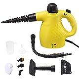 Limpizador de Vapor, Holife 9-en-1 Limpiador de Mano, 1050W con