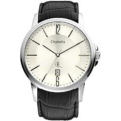 Orphelia Men's Quartz Watch 132-6708-84 132-6708-84 with Leather Strap